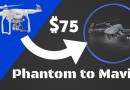 Convert Your Phantom 3 Into a Mavic Pro!