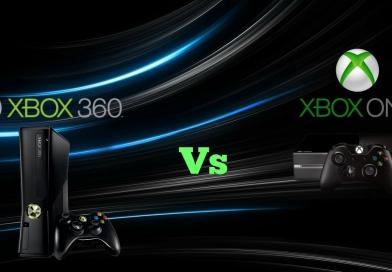 Xbox One Vs Xbox 360 Design Comparison