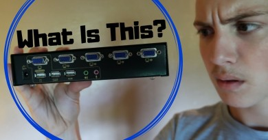 What Is A KVM Switch And Why You NEED One!