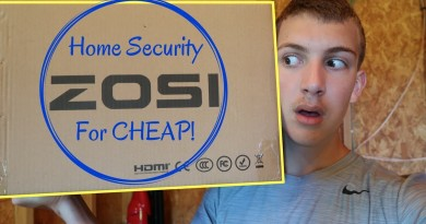 The CHEAPEST Security Camera System On Amazon!? | Zosi Security Camera System Review
