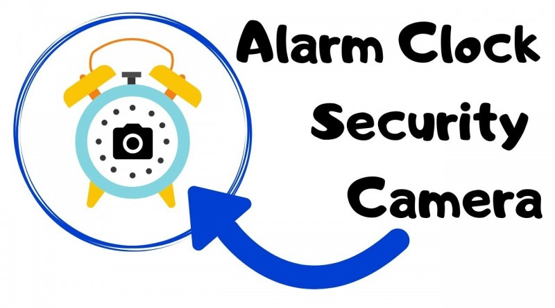 The Alarm Clock With A SECURITY CAMERA In It! | Mingyy 1080p Spy Camera