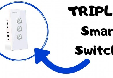 The $20 TRIPLE Smart Switch! | Youngzuth Smart Light Switch