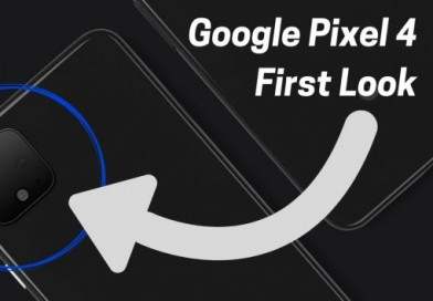 Google Releases Exciting Picture of The Pixel 4