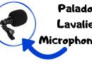 BEST $20 Microphone!   Paladou Lavalier Lapel Microphone Review